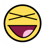 XD smiley
